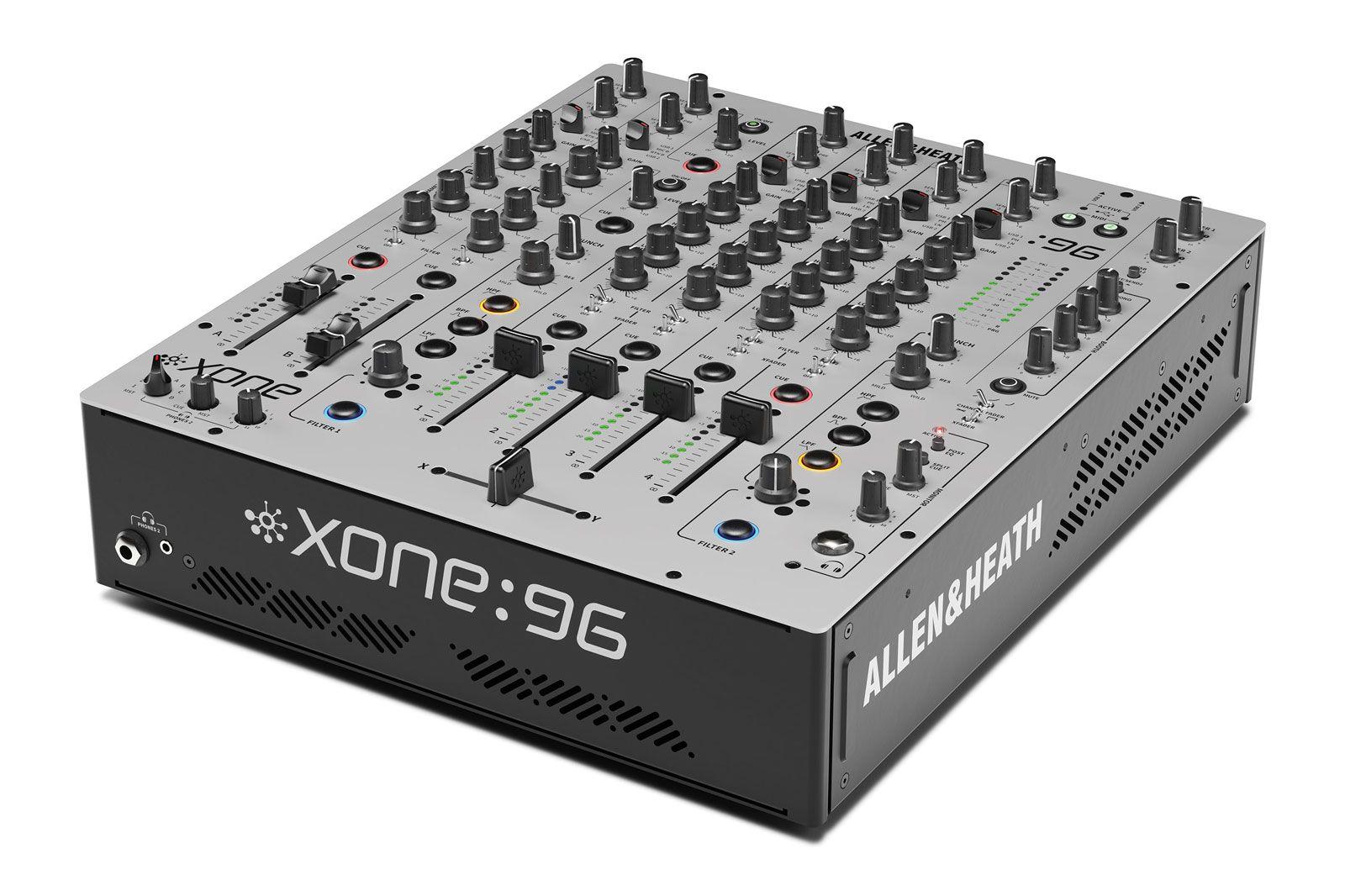 Table de mixage Allen & Heath XONE:96