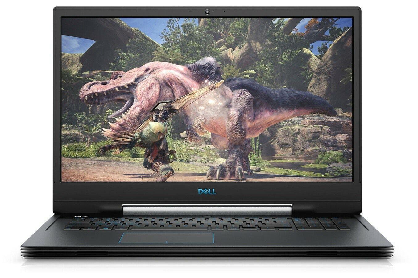 PC portable 17 g7 7790 - Core™ i7-8750H, RAM 8 Go, 1 To HDD, 256 Go SSD, Carte Graphique Nvidia RTX 2060 6 Go