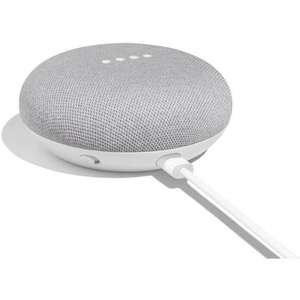 Assistant vocal Google Home mini - Blanc