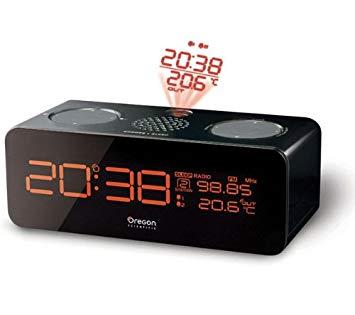 Radio réveil Oregon Scientific Rrm 320p - Noir (vendeur tiers)