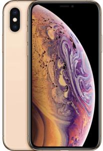 "Smartphone 5.8"" Apple iPhone XS - Gold, 64 Go"
