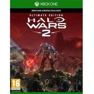 Jeu Halo Wars 2 Edition Ultimate sur Xbox One
