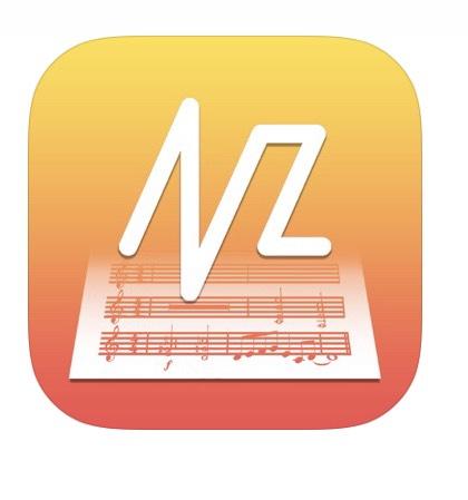 Application Newzik - Lecteur de Partitions gratuite sur iOS