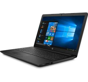 "PC Portable 15.6"" HP Notebook 15-DB0088NF - AMD A4-9125, 4 Go de Ram, 128 Go SSD"