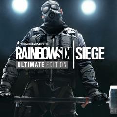 Tom Clancy's Rainbow Six Siege Ultimate Edition sur PC (Dématérialisé - Steam)