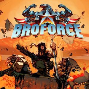 Broforce sur PC (Dématérialisé - Steam)