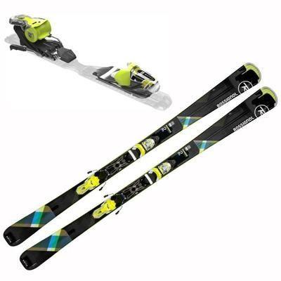 Paire de skis Rossignol Famous 2 2018 + Fixations Xpress W 10 B83 - Différentes Tailles