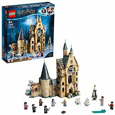 Jeu de construction Lego Harry Potter 75948 - La tour du château de Poudlard