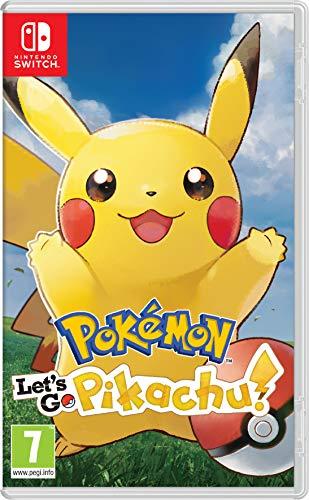 Pokémon: Let's Go, Pikachu (Import anglais - VF)