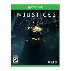 Injustice 2 - Edition Deluxe sur Xbox One
