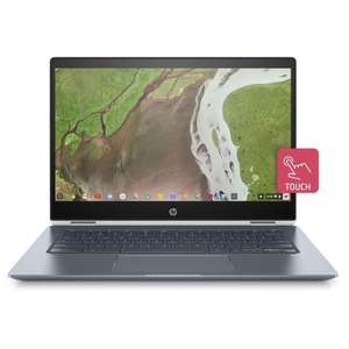 """PC Portable tactile 14"""" HP Chromebook 14-da0001nf - i5-8250U, 8 Go de RAM, 64 Go eMMC, Chrome OS"""