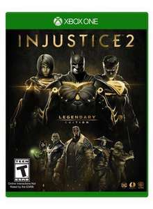 Jeu Injustice 2: Legendary édition sur Xbox One - Saint-Egrève (38)