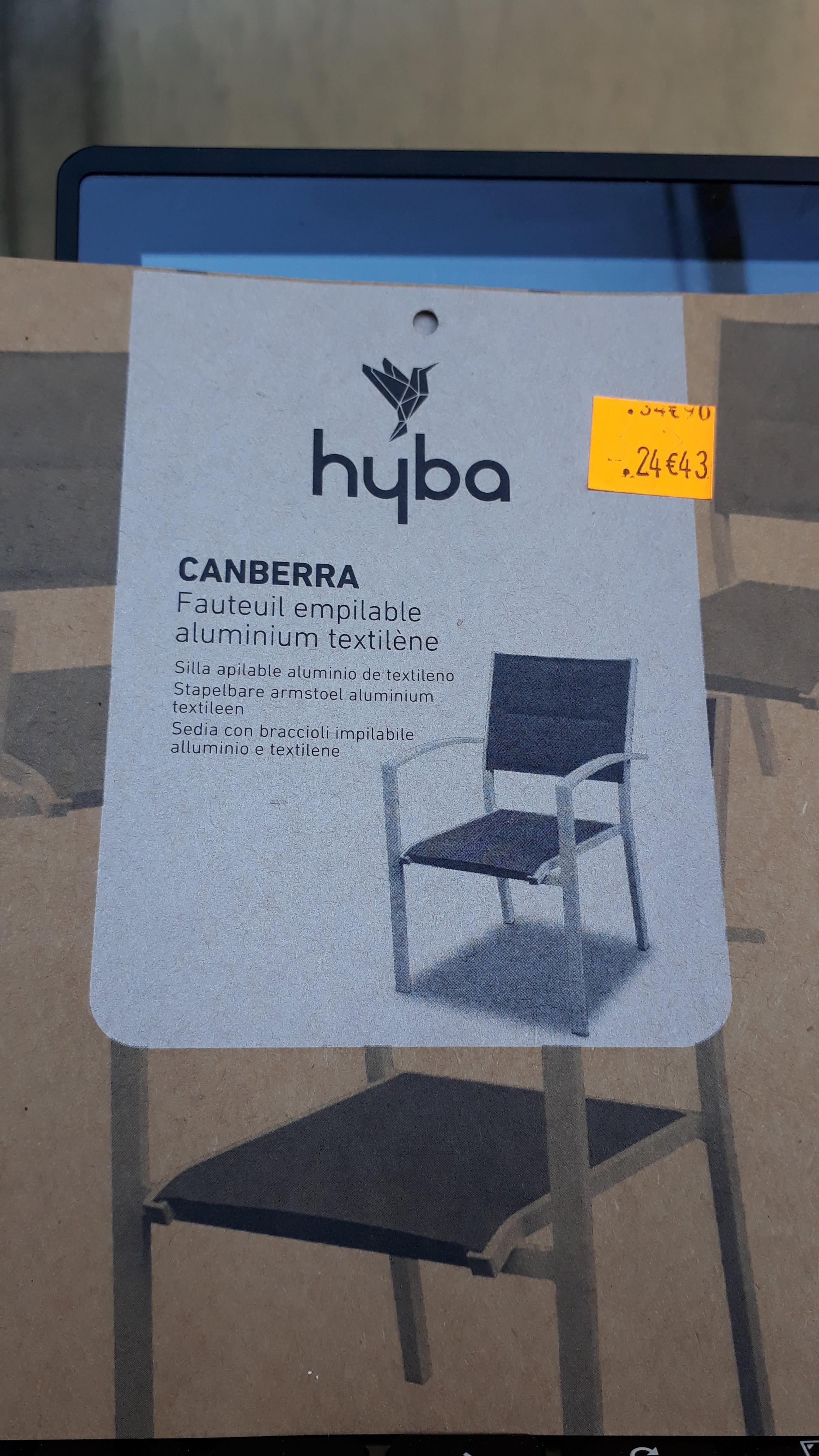Fauteuil de jardin Canberra Bleu - Vénissieux (69)