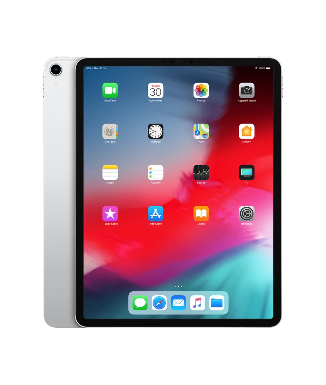 "Tablette 11"" Apple iPad Pro Retina 2018 (Wi-Fi) - 64 Go, Argent"