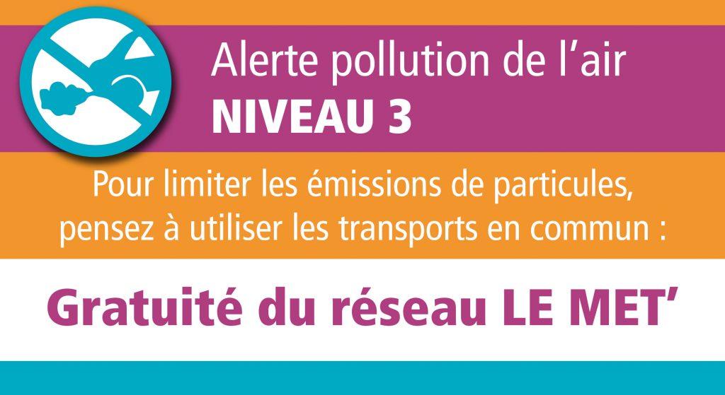 Réseau Le Met' gratuit le samedi 29 juin 2019 et le dimanche 30 juin 2019 - Metz (57)