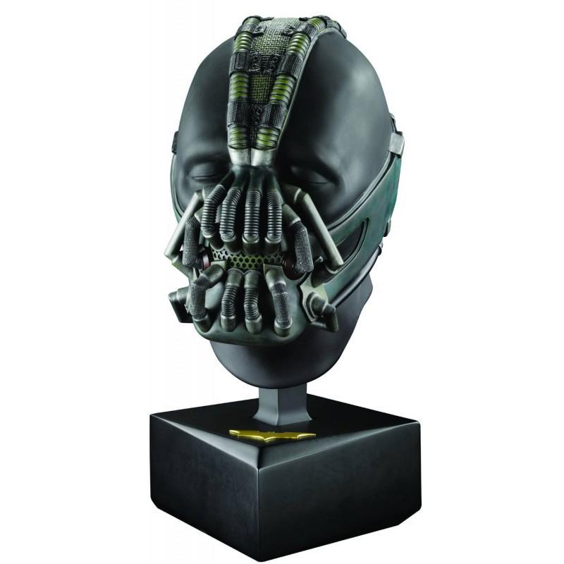 Réplique Masque de Bane taille réelle: Batman The Dark knight rises