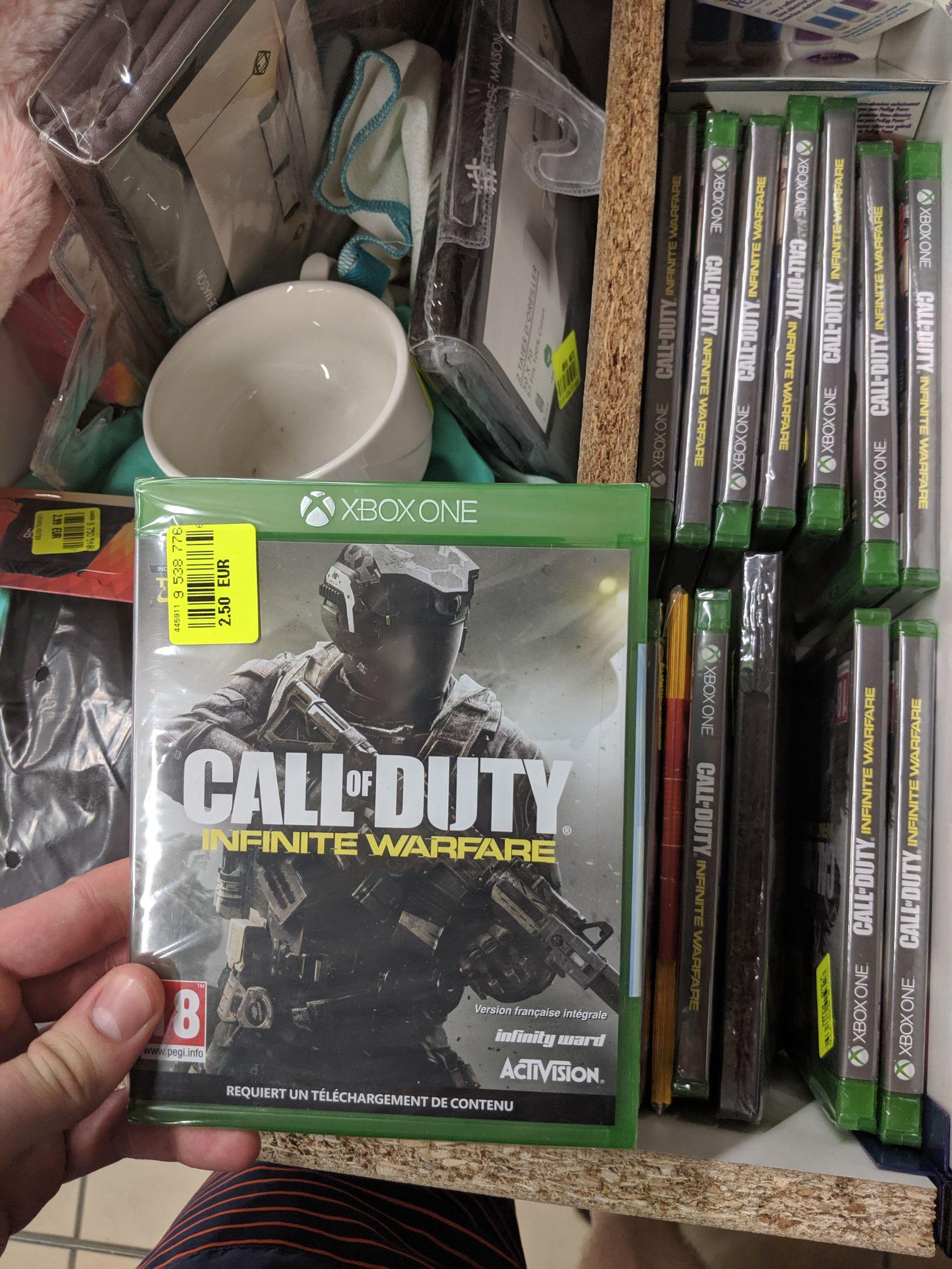 Call of Duty Infinite Warfare sur Xbox One