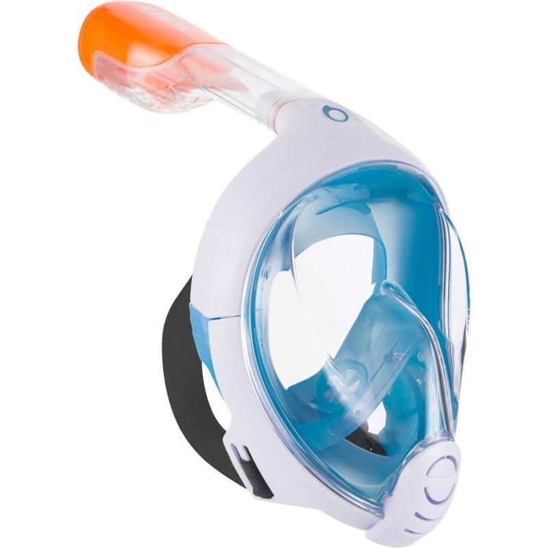 Masque de Snorkeling en surface Subea Easybreath