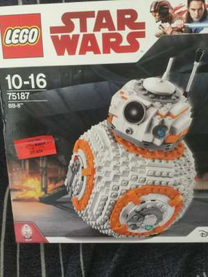 Jeu de construction Lego Star Wars BB8 - La Queue en brie (94)