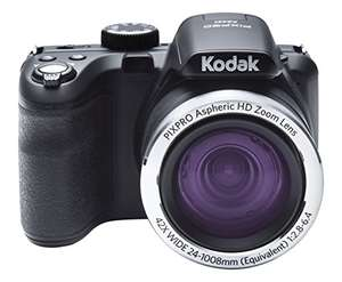 "Appareil Photo Bridge Kodak Pixpro AZ421 - capteur 1/2.3"" 16 Mpix, Zoom Optique X42 (Eq 24mm-1008mm)"