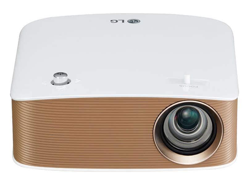 Mini-vidéoprojecteur LG PH150G - HD, Screen Share, Miracast , Bluetooth