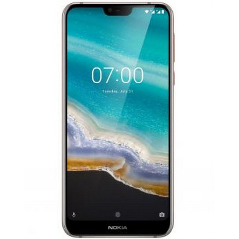 "Smartphone 5,84"" Nokia 7.1 - 4Go RAM, 64Go ROM, 4G (Sans B20)"