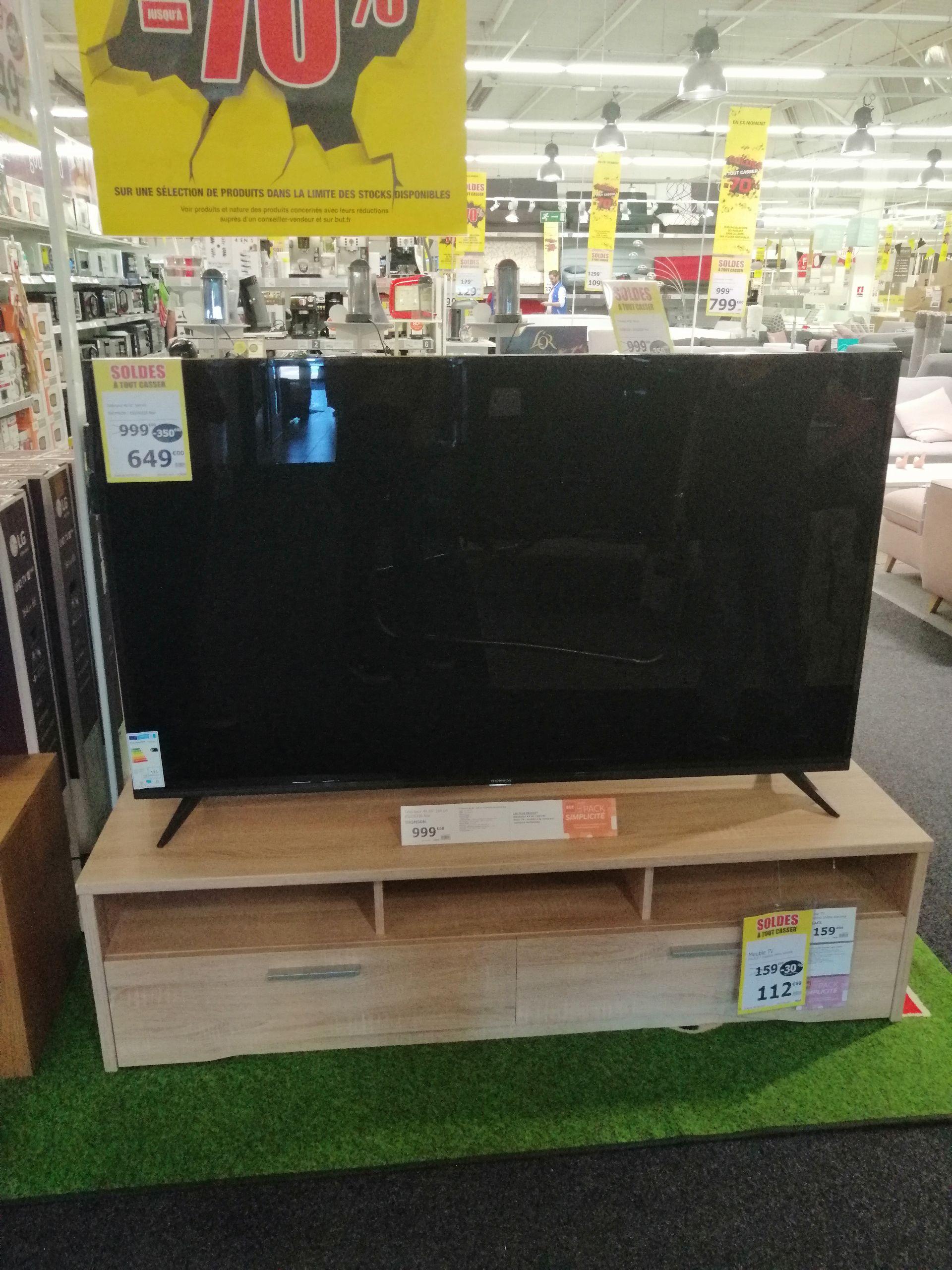 "Tv 65"" THOMSON 65UD6336  - 4K UHD, LED, 164 cm, Smart TV - Saint-Clément (89)"