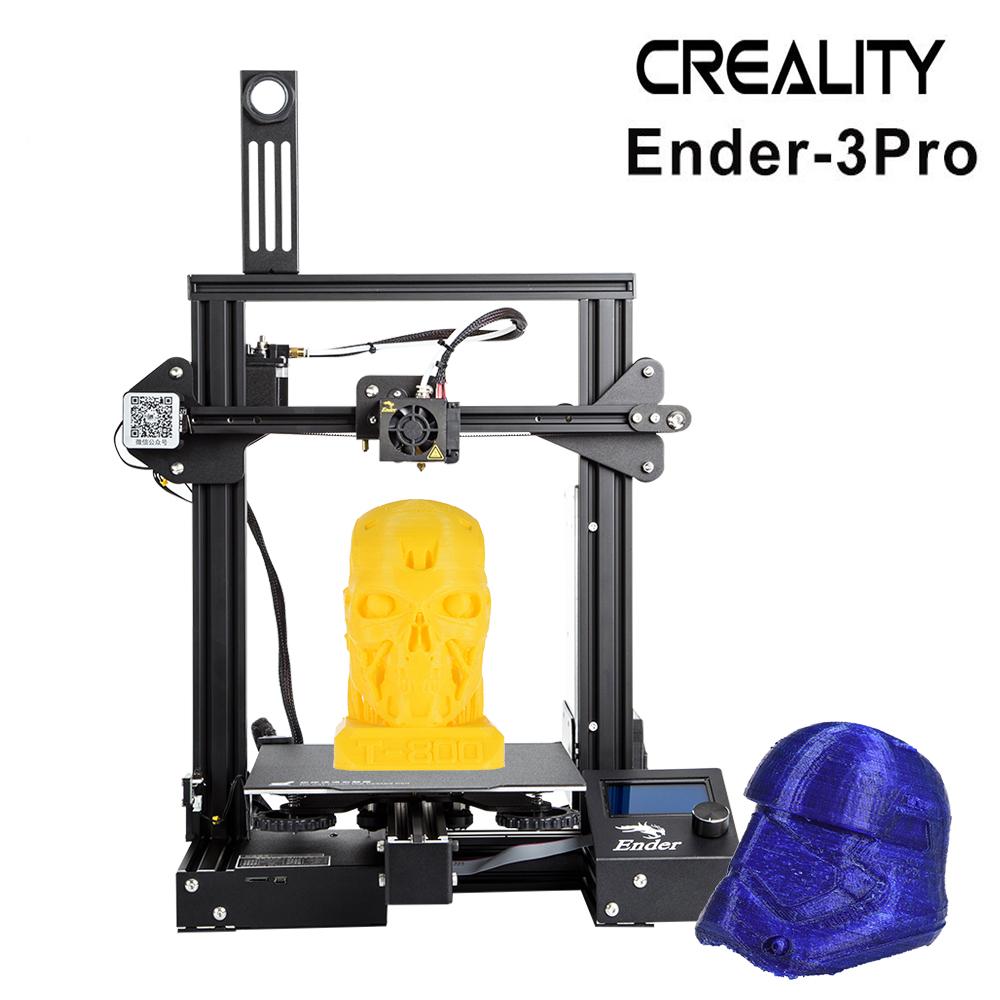 Imprimante 3D Creality Ender 3 Pro (Entrepôt République Tchèque)