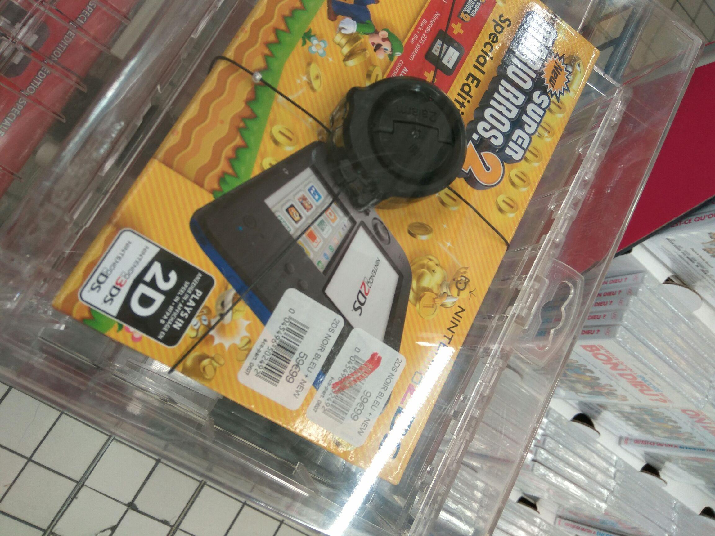 Console Nintendo 2DS + Super Mario Bros 2 - Cora Vendenheim (67)