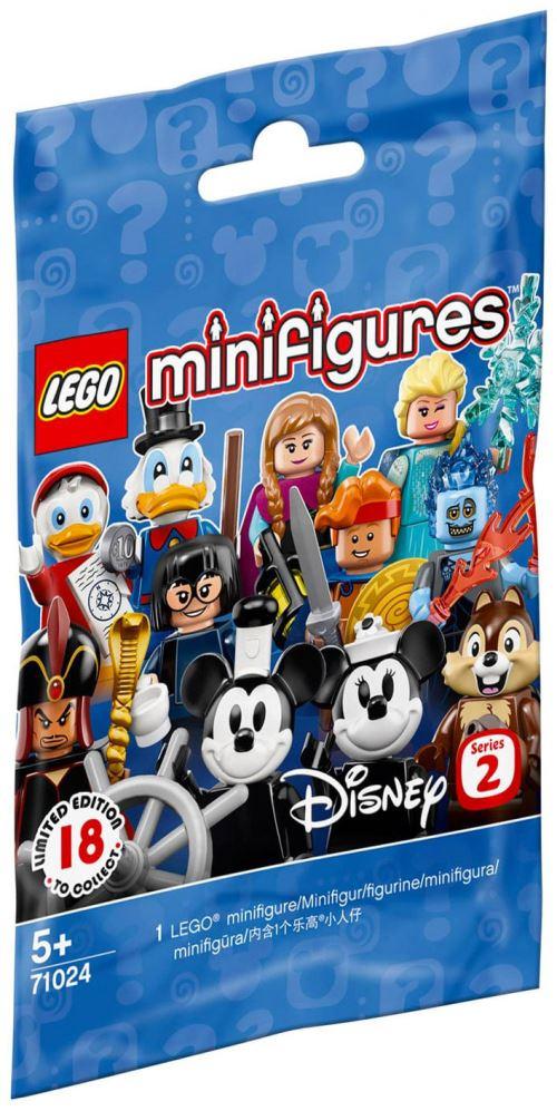 Minifigures Lego Disney (71024) - Modèle aléatoire