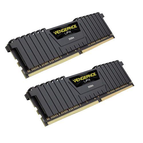 Kit mémoire DDR4 Corsair Vengeance LPX 32 Go (2 x 16 Go) - 2666 MHz, CL16, XMP 2.0