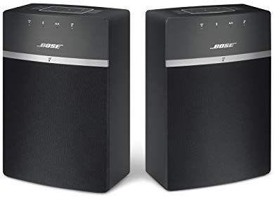 Pack d'enceintes Duo Bose Soundtouch 10 Système Audio - Noir Fnac Thiais village
