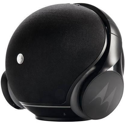Enceinte Motorola Lifestyle Motorola Sphere 2-en-1 - Noir (Vendeur tiers)