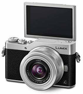 Appareil Photo Panasonic Lumix G DC-GX800KECS - Argent + Objectif Panasonic Lumix G Vario 12-32m f/3.5-5.6