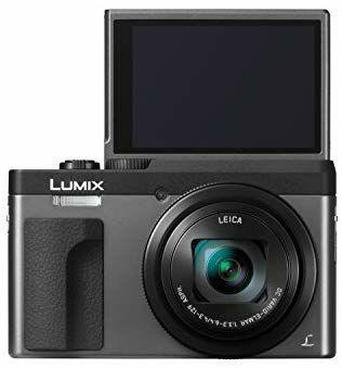 Appareil photo Panasonic Lumix DC-TZ90 - 20 Mpx, Objectif Leica 24-720mm f/3.3-6.4, Argent