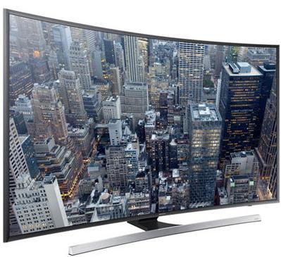 """TV 65"""" Samsung UE65JU7500 - 4k 3D, Incurvée (via ODR de 300€)"""