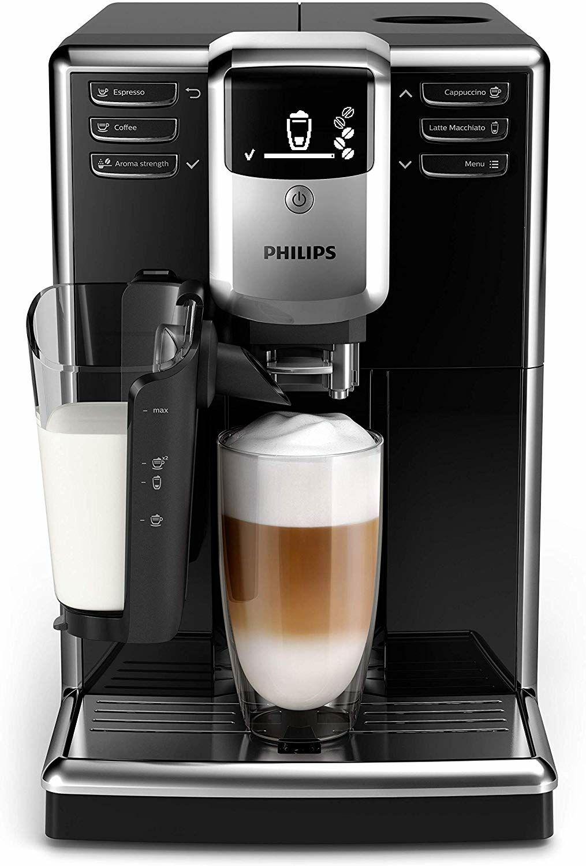 Machine à café automatique Philips LatteGo EP5330/10