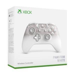 Manette Xbox One - Édition spéciale Phantom White