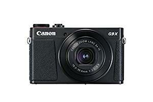 Appareil Photo Numérique Canon G9X MK II - 20.1Mpix, Zoom Optique 3x, Bluetooth