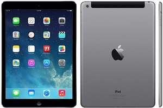 "Tablette 9.7"" Apple iPad Air 2 - Wifi + 4G - 128 Go - Reconditionné"