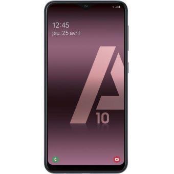 """Smartphon"""" 6.2"""" Samsung Galaxy A10 - 32 Go (vendeur tiers)"""