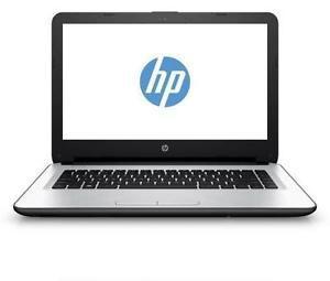 """PC portable 14"""" HP Notebook 14-AC101NF (Celeron N3050 1.6 GHz, 2 Go RAM, 32 Go SSD)"""