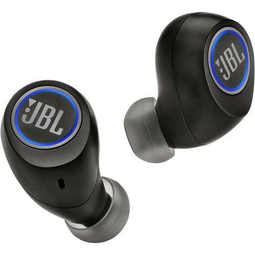 Écouteurs sans fil JBL True Wireless Free X  - Noir