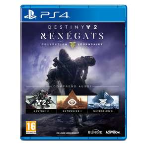 Destiny 2 Renegats sur PS4