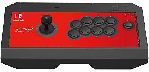 Stick Arcade Hori Real Arcade Pro V Hayabusa pour Nintendo Switch