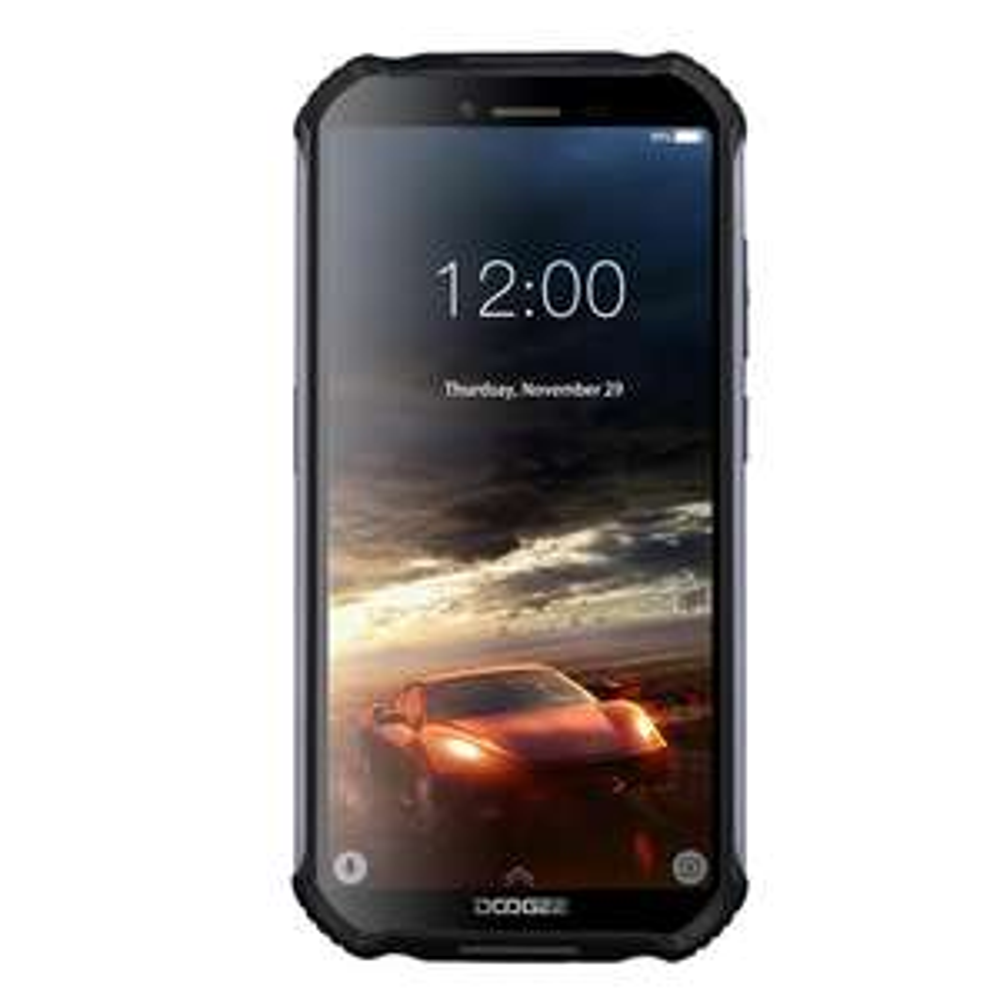 """Smartphone 5.5"""" Doogee S40 - MT6739, 32 Go ROM, 3 Go RAM, Noir"""