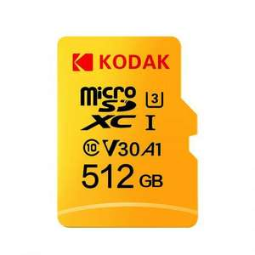 Carte MicroSDXC Kodak - 512 Go