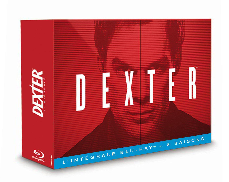 Coffret Blu-Ray : Intégrale de la série Dexter