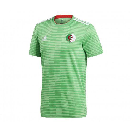 Maillot de football Algérie Extérieur 2018/19 (Tailles L & XL)