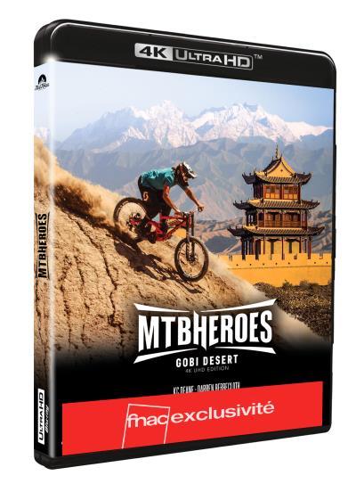 Blu-ray 4K DMTB Heroes: Gobi Desert